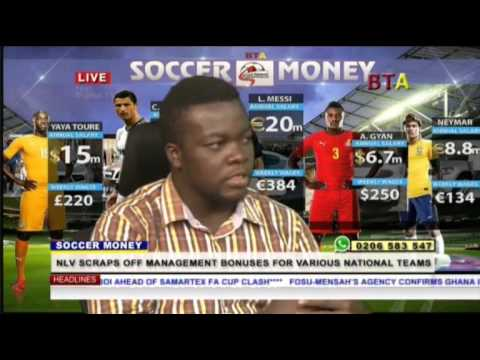 NLV Scraps Off Management Bonus For Various National Teams