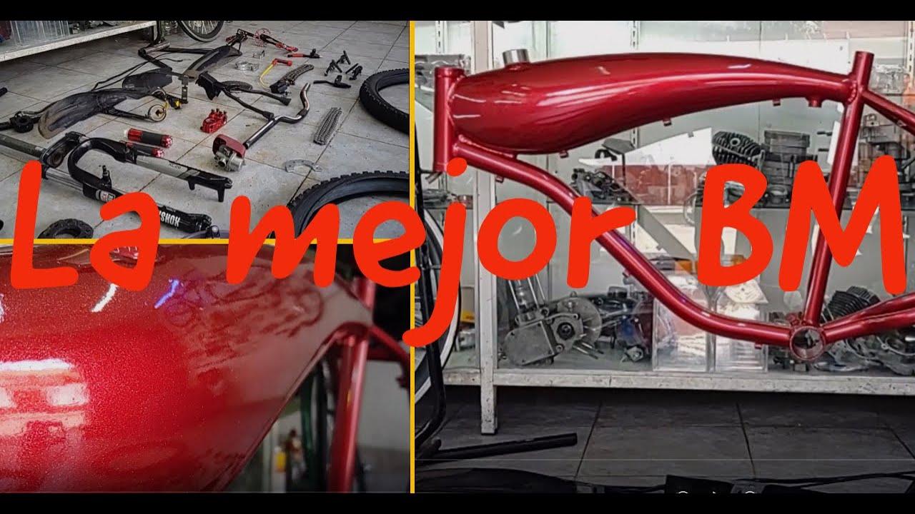 LA MEJOR BICIMOTO QUE HE HECHO HASTA HOY// BICIMOTO//CDMX//MOTOBICI//