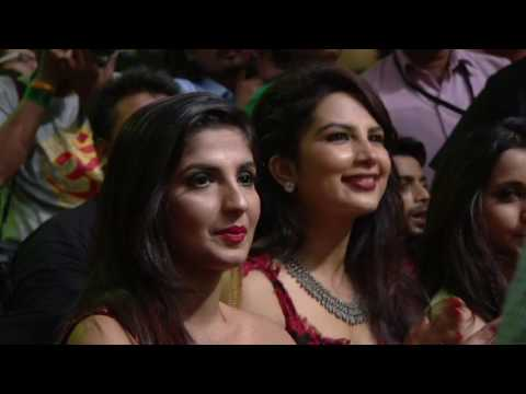 Mika Singh Performing Live  At SaReGaMaPa Finale 2016