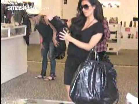 Kim Kardashian geht Frust-Shoppen! - smash247