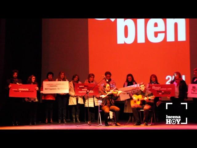 VÍDEO: Actos 25-N Lucena: Día Internacional contra la Violencia de Género