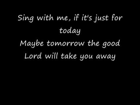 Aerosmith - Dream on- Lyrics