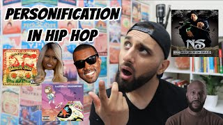 What is Personification? Poetic techniques - How to write better poetry with Hip Hop examples