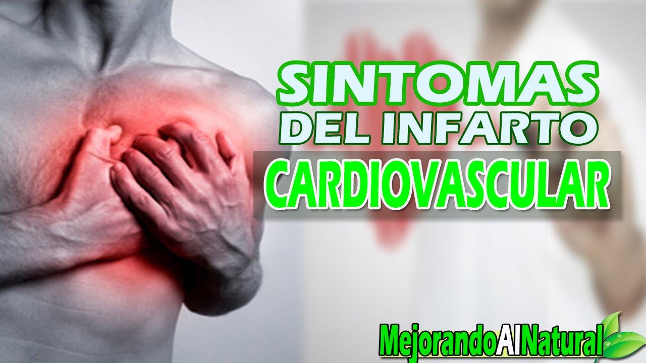 Sintomas de un paro cardiaco