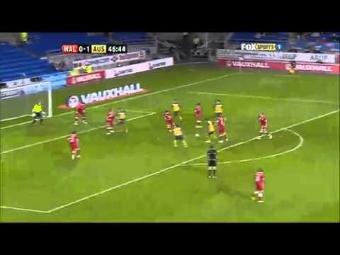 Australia 2 - Wales 1 full highlights