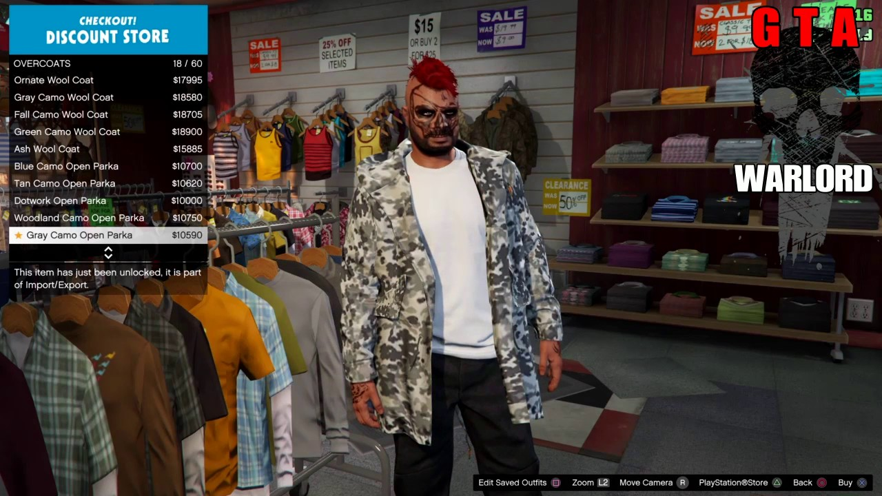 New Dlc Clothing Import Export New Gta 5 Online Youtube