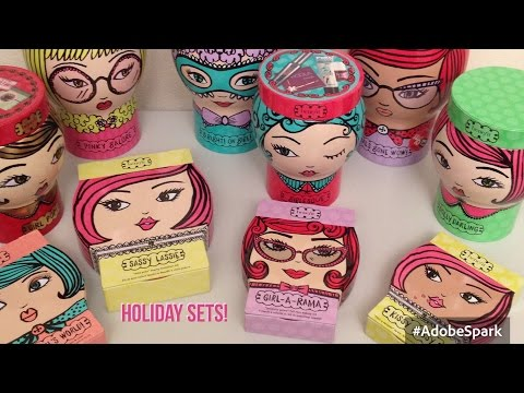 Benefit Holiday Tins- 10 in all to review!!