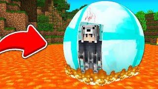 YUVARLAK ELMAS HAPİSHANESİNDEN KAÇIYORUM! 😱 - Minecraft