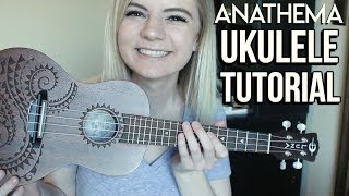 Anathema - twenty one pilots | EASY UKULELE TUTORIAL