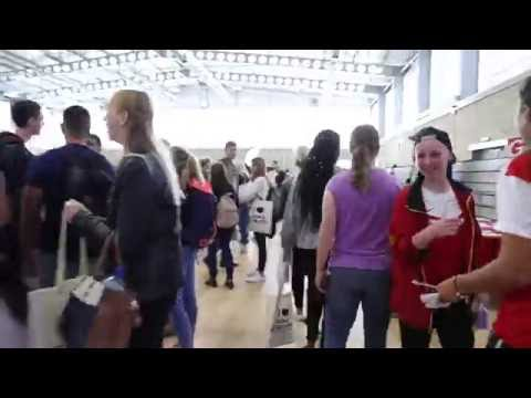 University of Bedfordshire Freshers Fair 2016