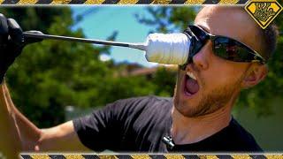 Making Foam ARROWS for Archery TAG