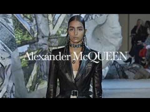 [VIDEO] - The Alexander McQueen Spring/Summer 2019 Show Highlights 2