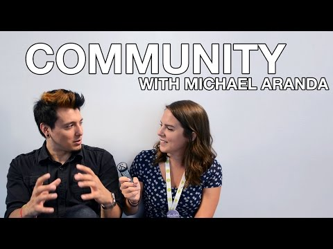Interview with Michael Aranda | VidCon 2016