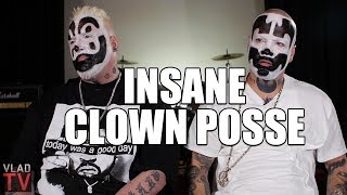 Insane Clown Posse on the FBI Labeling the Juggalos as a Gang (Part 5)
