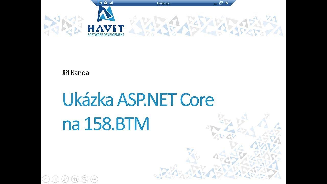 ASP NET Core | HAVIT Knowledge Base | 2  stránka