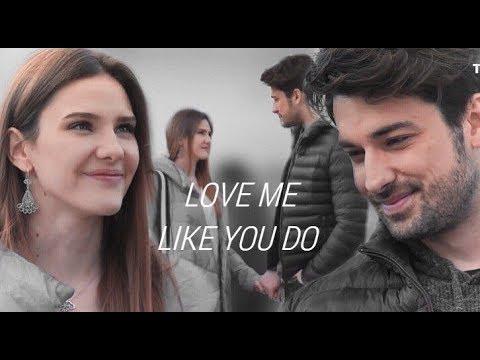 Azra ve Cenk - Love Me Like You Do