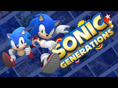 Seaside Hill (Modern) - Sonic Generations [OST]