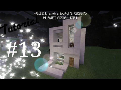 Como hacer una casa moderna de cuarzo 6x6 en minecraft for Casa moderna 6x6