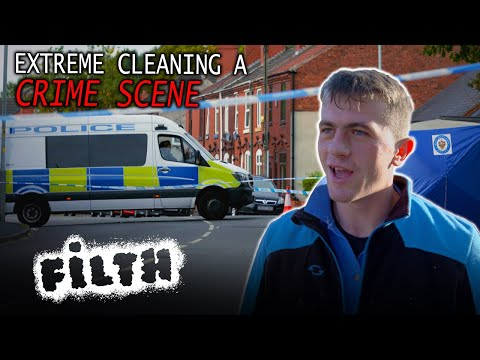 A Horrible Job For a Horrible Afternoon... | Extreme Cleaning | Nightmare Tenants