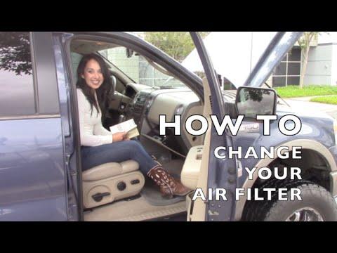 Cabin Air Filter 2005 F150 Cabin Filter Supply