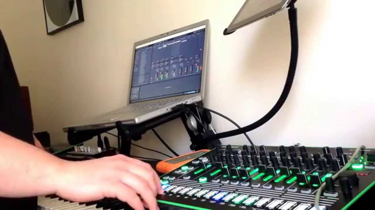 roland tr 8 with ableton live 9 youtube. Black Bedroom Furniture Sets. Home Design Ideas