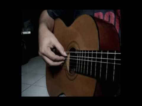 3 Hari Untuk Selamanya Guitar Tutorial (Right Hand 1)