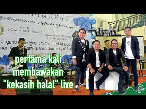 KEKASIH HALAL - Wali (GEDE Band Cover)