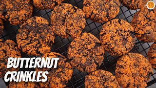 How To Make Choco Butternut Crinkles | Mortar and Pastry