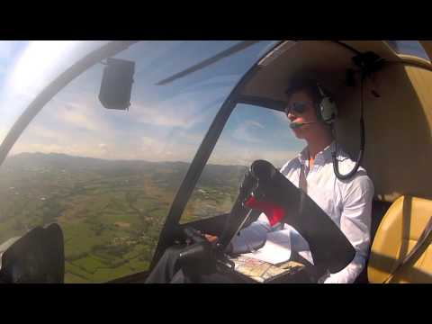 Tour De Lyon En Hélicoptère