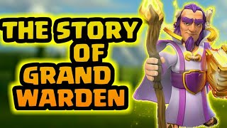 Grand warden story😍|| in hindi|| clash of clans|| grand warden coc|| story of grand warden