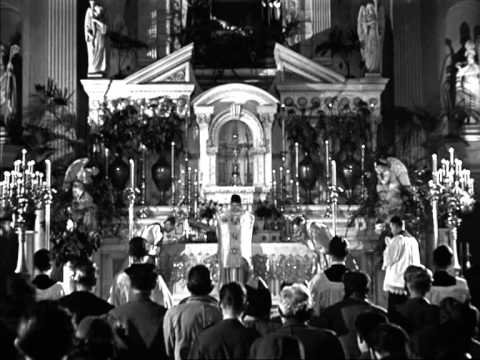 Holy Mass of the Ages, as filmed by Hollywood in 1944