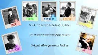 Gambar cover BTS (방탄소년단) - I Need U URBAN REMIX [Lyrics Han Rom Eng]