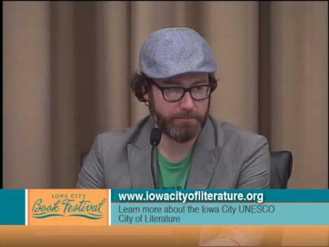 Iowa City Book Festival 2016: Indie Authors