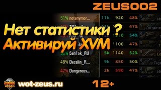 Как включить XVM в World of Tanks? Мод XVM статистика World of Tanks