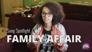 Hallie - Family Affair Interview - QOK