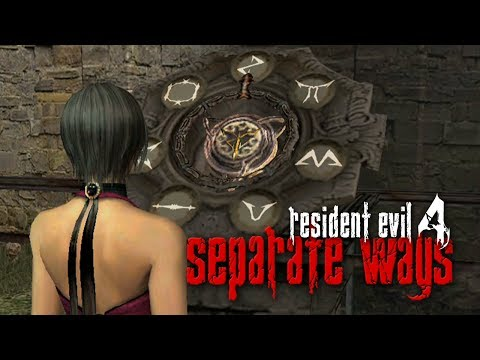 RESIDENT EVIL 4 - Separate Ways #2: Ada só atrapalha o Leon!