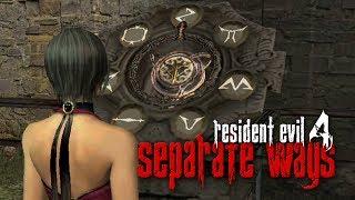 RESIDENT EVIL 4 - Separate Ways #2: Ada só atrapalha o Leon!