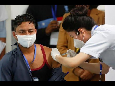 الهند تبدأ أكبر حملة للتطعيم ضد مرض كوفيد  19 في العالم  - نشر قبل 5 ساعة