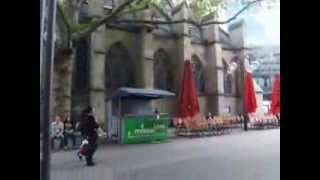 Bummel durch die Fußgängerzone in Köln am Donnerstag den 9.05.2013