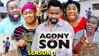 AGONY OF A SON SEASON 1 - (Trending Hit Movie HD) Zubby Micheal 2021 Latest Nigerian Movie