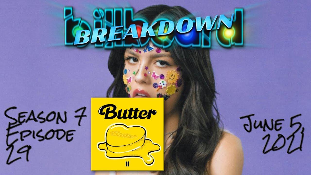 Billboard BREAKDOWN - Hot 100 - June 5, 2021 (Butter, SOUR, Gang Gang, SUN GOES DOWN, Twerkulator)