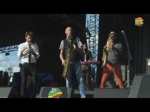 Live de Rocksteady Sporting Club - Reggae Sun Ska 2016