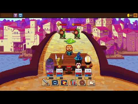 Knights of Pen and Paper 2 ep#9 Big town troubles. |