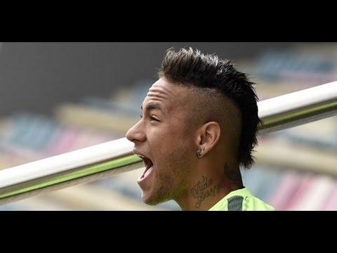 Coupe de cheveux neymar maroc 2016 youtube for Coupe de cheveux de neymar 2014