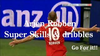 Arjen Robben - Bayern München - Super Skills , Super Goals HD ~ アリエン・ロッベン スーパープレイ