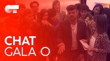 EL CHAT de la GALA 0 (12 ENERO) | OT 2020