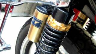 Suzuki GN125H Custom  カスタムしよう スパトラサスファン 検索動画 2