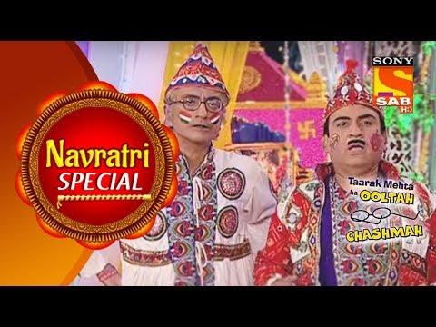 Navratri Special | Garba Dance | Taarak Mehta Ka Ooltah Chashmah