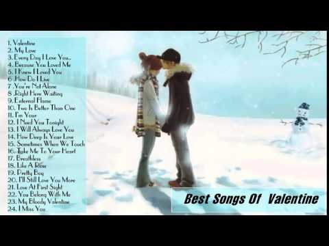The Best Songs Of Valentine Day _ Top 40...