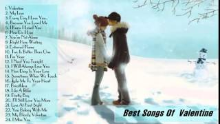 The Best Songs Of Valentine Day _ Top 40 Greatest Love Songs